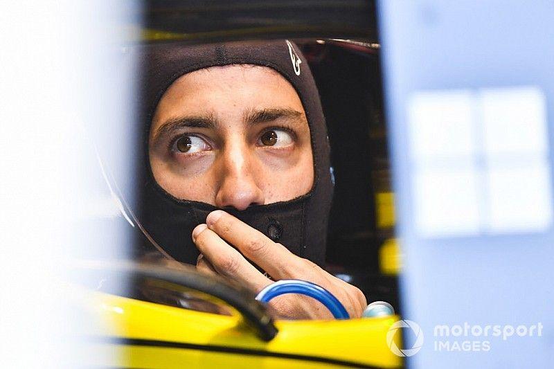 Успех в квалификации вселил в Риккардо надежду опередить Red Bull в гонке