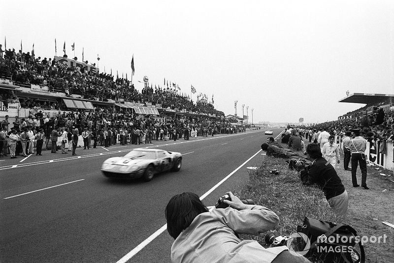 The greatest ever Le Mans 24 Hours finish