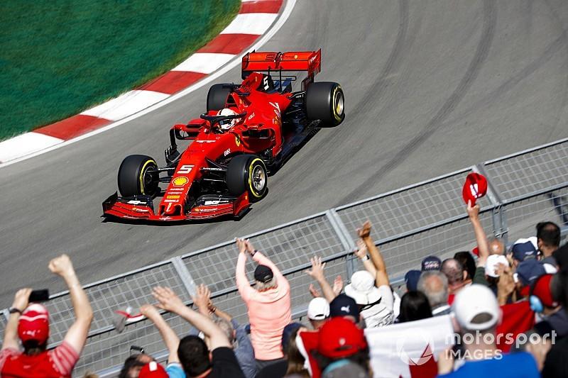 Финальная тренировка в Монреале завершилась с преимуществом Ferrari