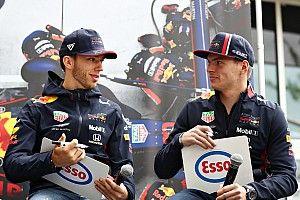 Гасли помешал Ферстаппену – но не обошлось без Грожана. Пилоты Red Bull об инциденте в тренировке