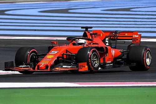Ferrari: sulla SF90 di Vettel si sostituisce la pompa dell'olio ausiliaria sul motore