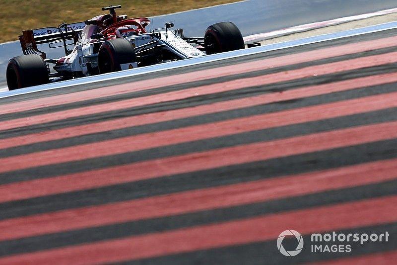 Räikkönen: Tempo rozwoju wolniejsze niż w Ferrari