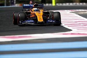 McLaren patrzy w stronę czołówki