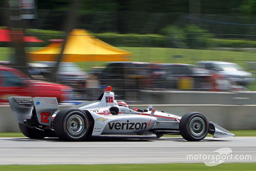 Penske drivers unsure why Rossi was so dominant