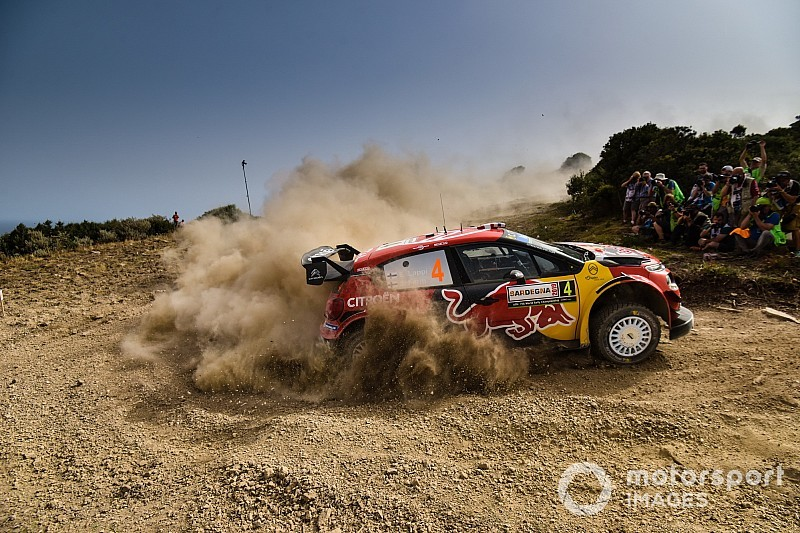 Les horaires de toutes les spéciales du Rallye de Turquie
