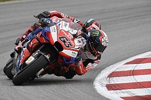 Las mejores fotos del arranque del Gran Premio de Catalunya de MotoGP