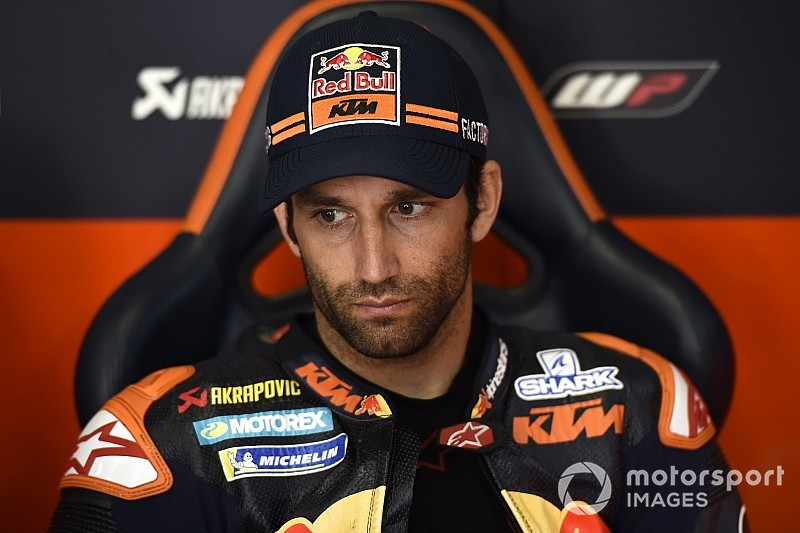 "KTM: Zarco had ""tears in his eyes"" asking for termination"