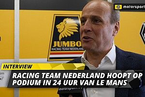 Racing Team Nederland hoopt op podium in 24 uur van Le Mans