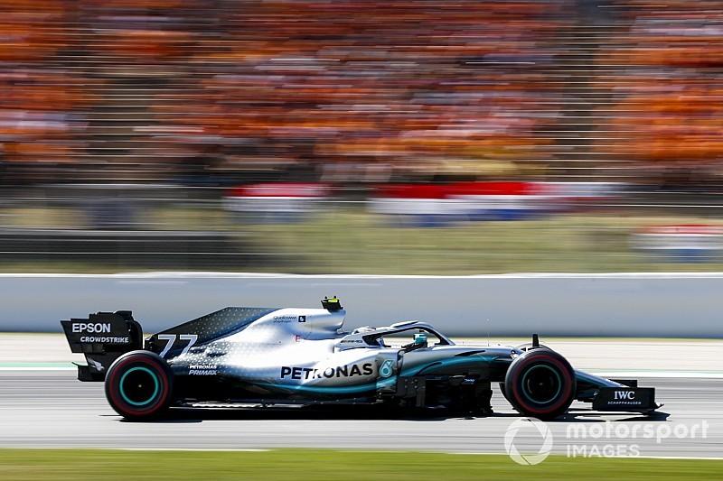 """Mercedes: """"Nog veel ruimte om auto verder te ontwikkelen over"""""""
