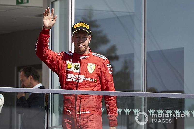 Sondaggio: Sebastian Vettel è il vero vincitore del GP del Canada?