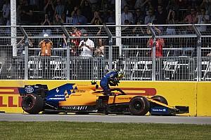 Egy érdekes láncreakció okozta a McLaren kiesését Kanadában