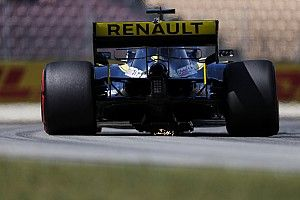 Ricciardo szerint a Renault nagyon szeszélyes, és motorerőben nem léptek előre