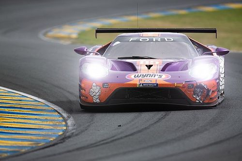 Keating Ford loses Le Mans GTE Am class win