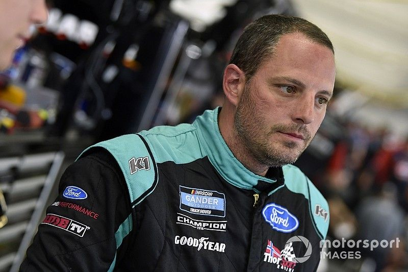 Johnny Sauter faces possible suspension for incident at Iowa