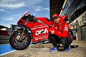 Ducati подготовила особые ливреи байков для гонки в Ле-Мане