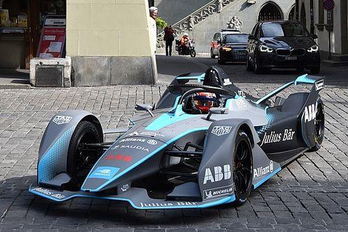 Ufficialmente presentato l'E-Prix di Berna!