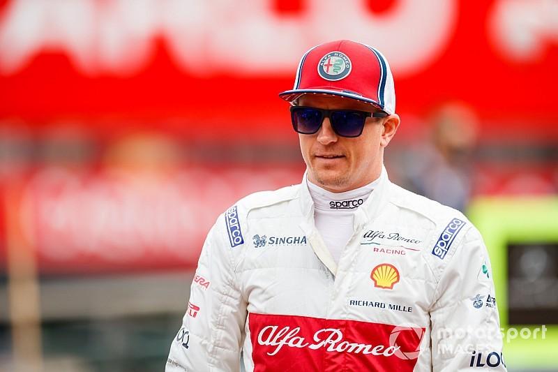 Räikkönennek elege van a számokból, és kész 2020 után is az F1-ben maradni