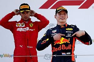 """Horner: """"Il duello tra Leclerc e Verstappen è il futuro della F1"""""""
