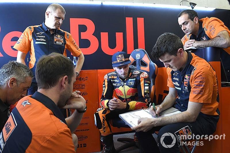 Moto2 Sachsenring: KTM-rijder Binder snelste op vrijdag