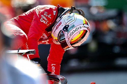 """Hamilton: """"Vettel é um grande piloto e tetracampeão, vai se recuperar"""""""