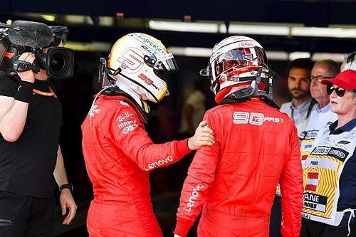 Leclerc: Kızgınım, adil bir atak olduğunu düşünmüyorum