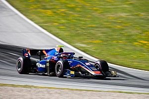 Red Bull Ring F2: Matsushita wins feature race from Ghiotto