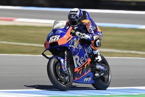 """Le nouveau bras oscillant KTM, """"clairement positif"""" pour Tech3"""