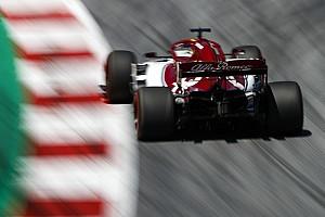 Az Alfa Romeót lenyűgözi Räikkönen munkája és elkötelezettsége
