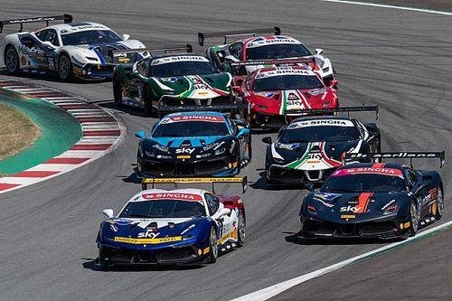 Ferrari Challenge: doppietta Neubauer, impresa Grouwels in Gara 2