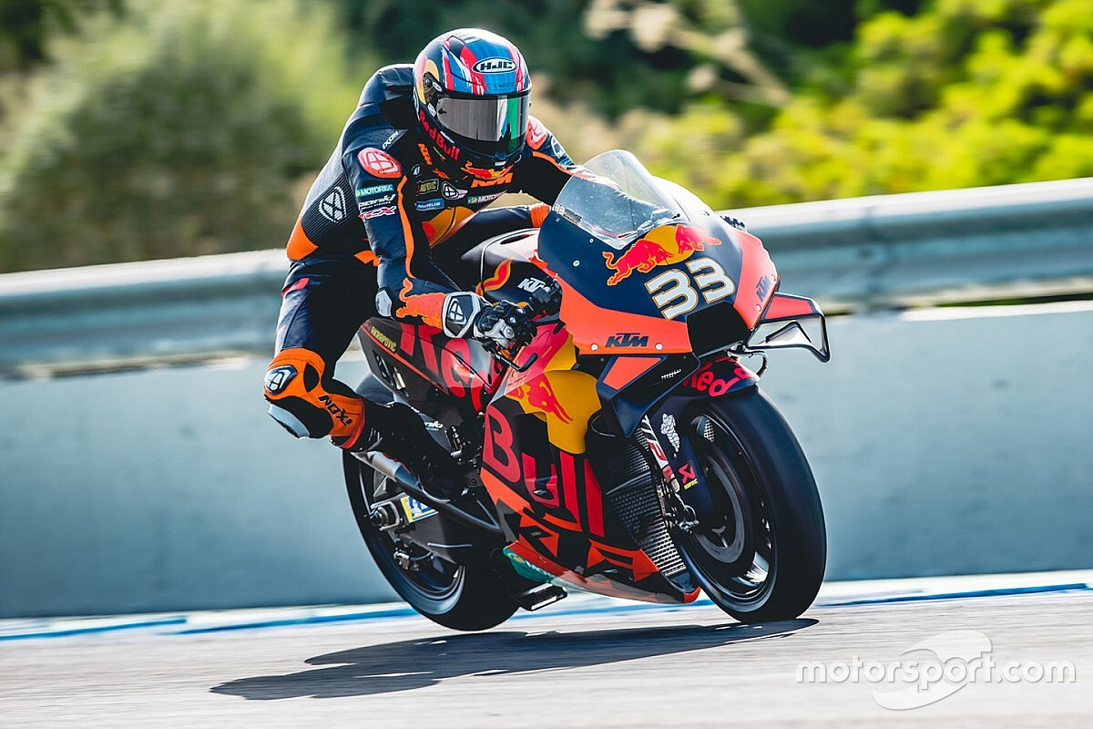 The MotoGP rookie who promises a golden future for KTM