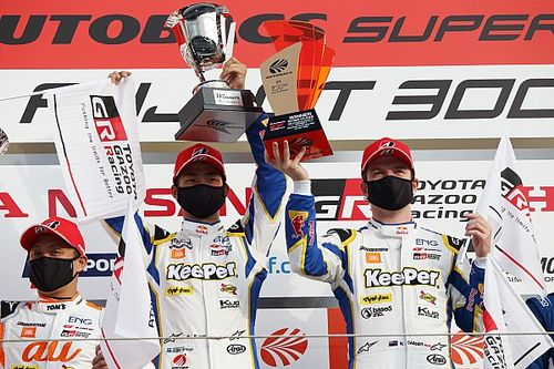 """Cassidy explains """"easiest"""" Super GT win, Supra domination"""
