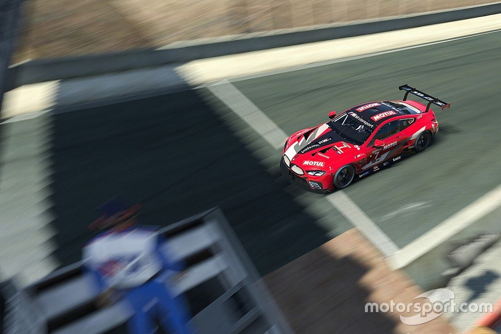 Spengler wins second IMSA Esports race