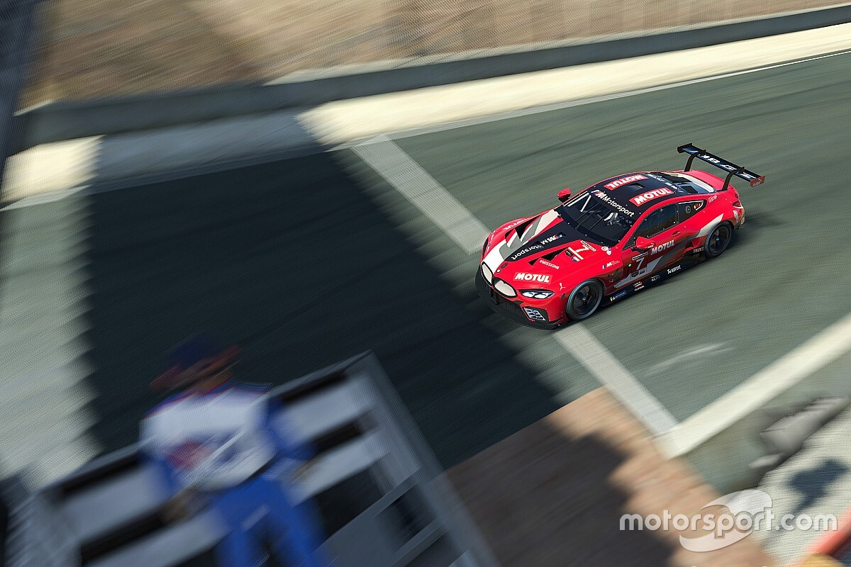Spengler wins second IMSA Esports race