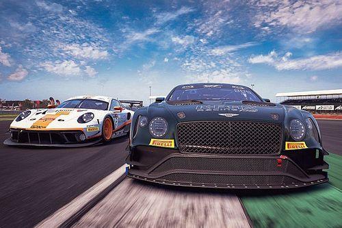 Bentley M-Sport górą na Silverstone