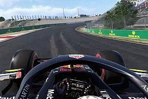 Trailer: Rondje Circuit Zandvoort in de nieuwe game F1 2020