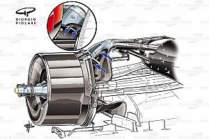 Mercedes W11: Három ok van az aggodalomra