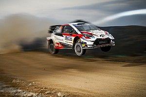 WRC, Toyota: il raffreddamento del motore non è più un problema