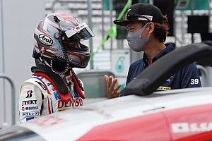 GT500を初経験した阪口晴南に対し、脇阪寿一監督「GT500のレベルの高さを理解したと思う」