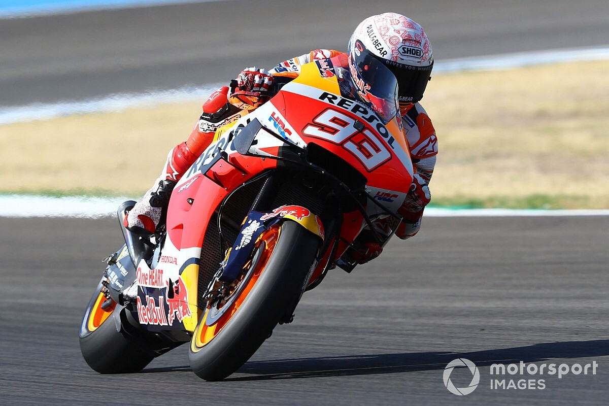 """Escaping"" Marquez in race will be ""difficult"" - Yamaha"