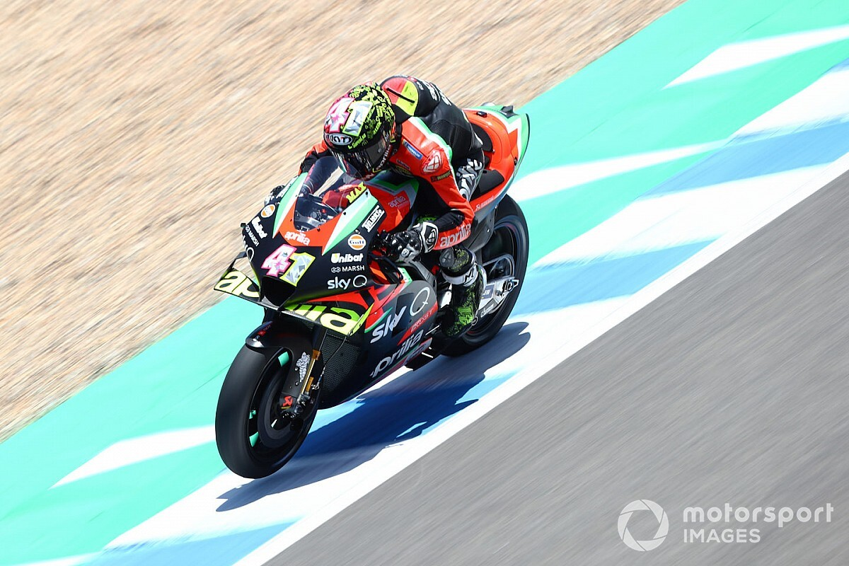 Espargaro: Honda chassis 'not much better' than Aprilia's