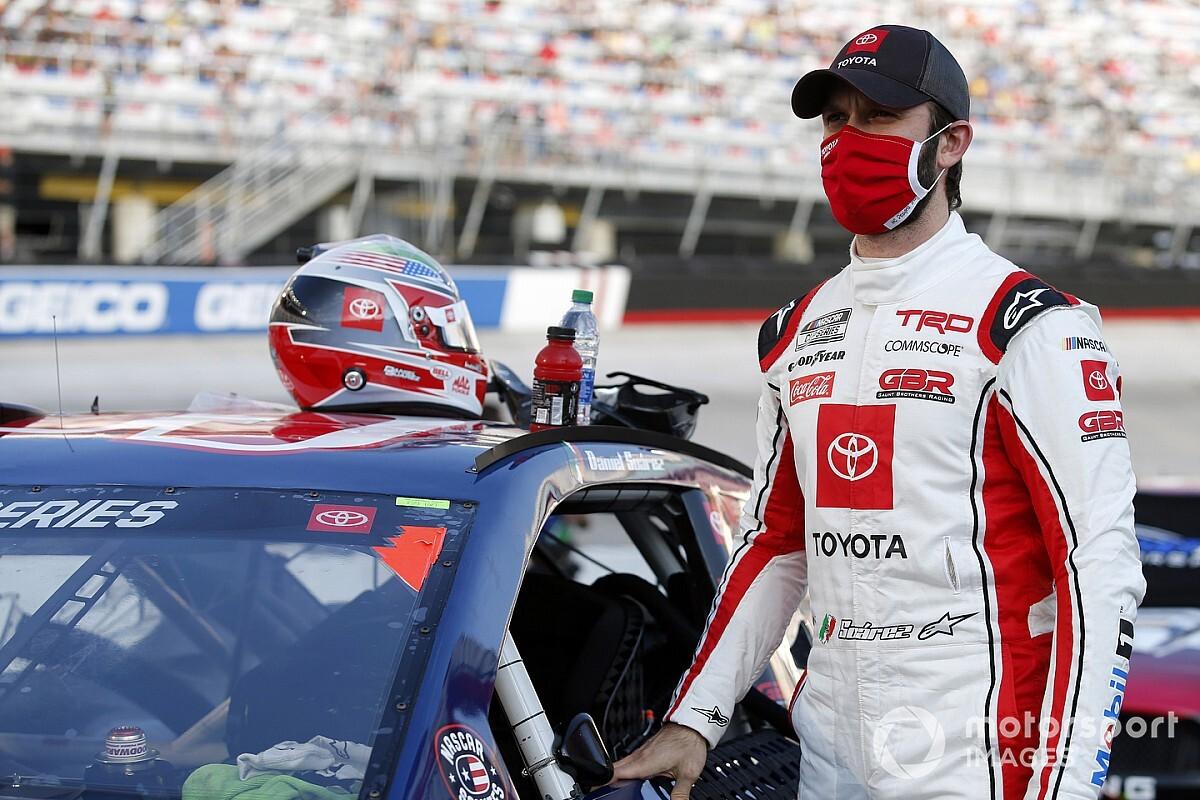Daniel Suárez tiene equipo para seguir en NASCAR Cup en 2021