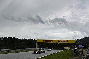 Yağmur cumartesi günü Steiermark GP'yi etkileyebilir