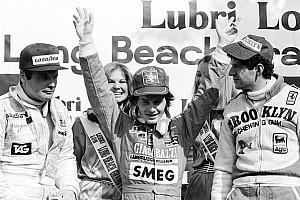 El día que Gilles Villeneuve fue perfecto en Long Beach