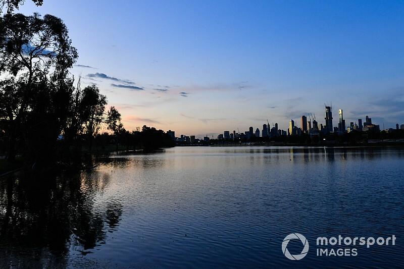Встреча глав команд Ф1 началась в полночь по Мельбурну