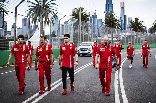 Fotogallery F1: i piloti si preparano per il GP d'Australia