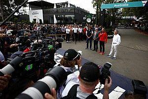 Csak 10 újságíró vehet részt a Forma-1-es futamokon