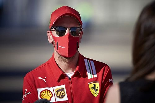 """Vettel lamenta final de semana ruim, mas espera domingo melhor: """"Não pode ficar pior do que já está"""""""
