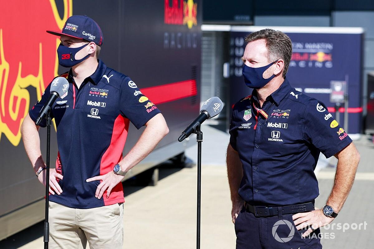 «Надеюсь, больше секунды мы не уступим». Ферстаппен признал поражение в борьбе с Mercedes