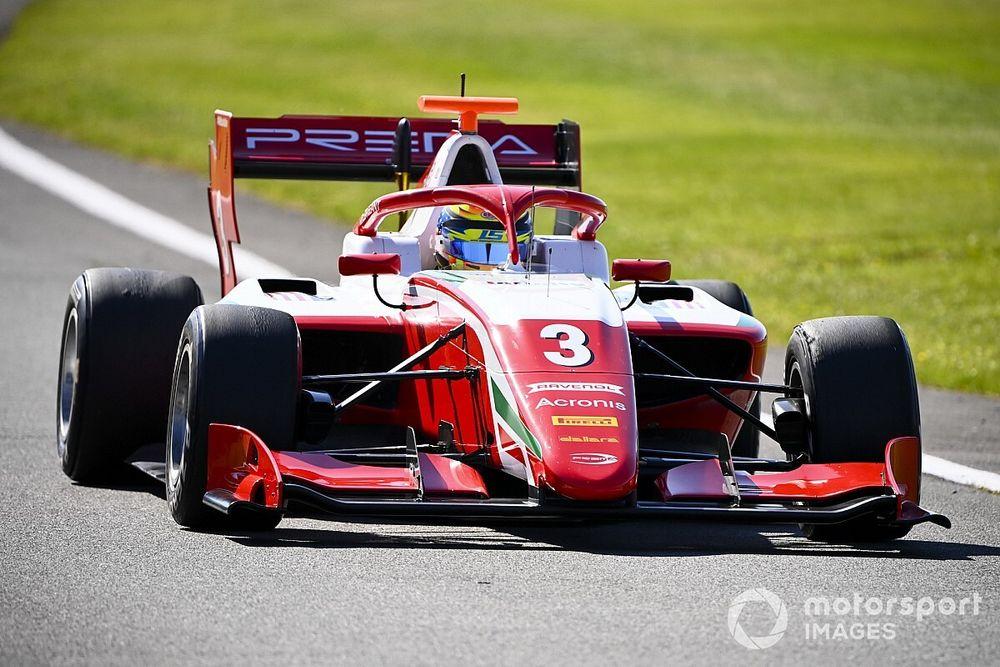 Silverstone F3: primera pole de Sargeant