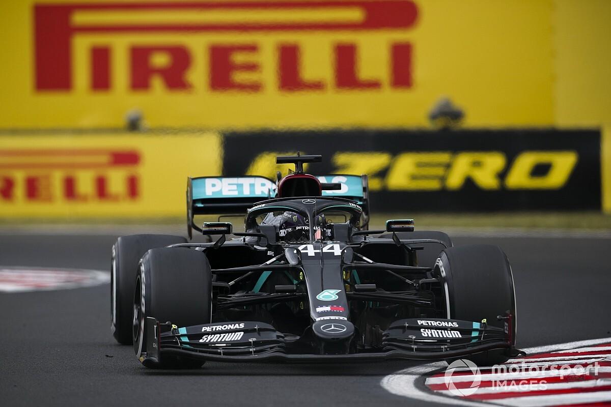 Hamilton szorosabb időmérőre számít a Magyar Nagydíjon